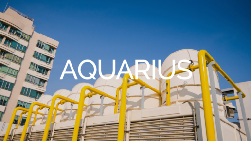 View Elites Wave folio piece on Aquarius Technology.