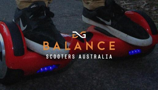 View Elites Wave folio piece on Balance Scooters Australia.